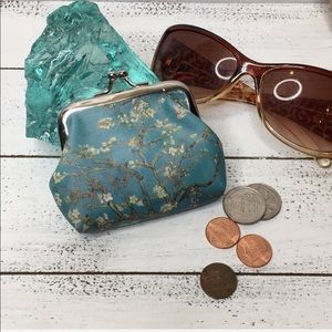 Other - Van Goh Almond Branches Coin Purse